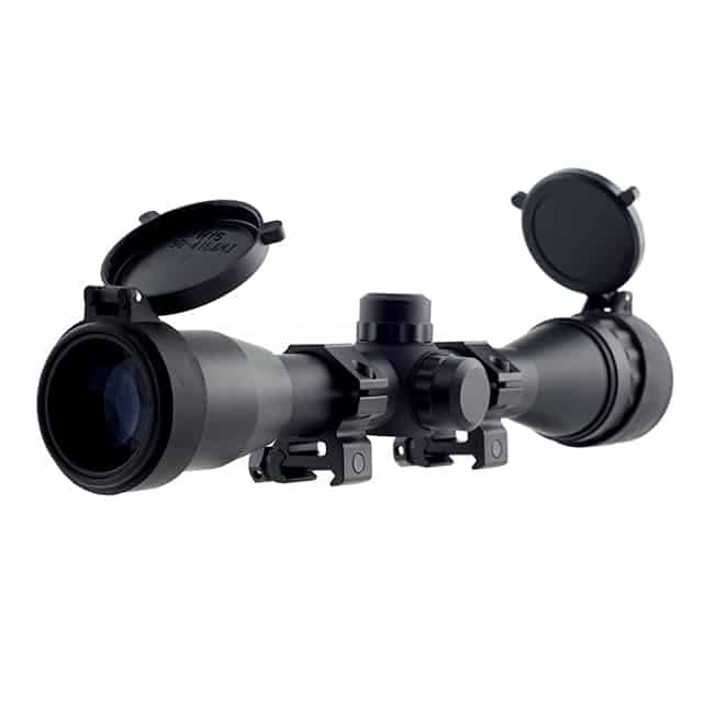 Laser tag scope